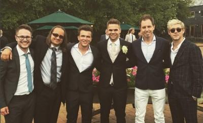 One Direction: Liam Payne und Niall Horan besuchen Hochzeit ohne Louis Tomlinson.