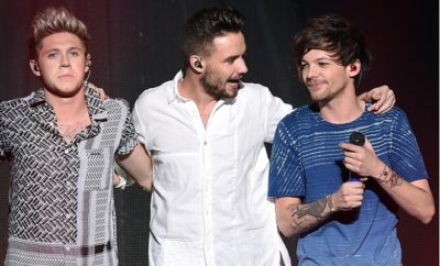 One Direction: Niall Horan, Louis Tomlinson und Liam Payne sauer?
