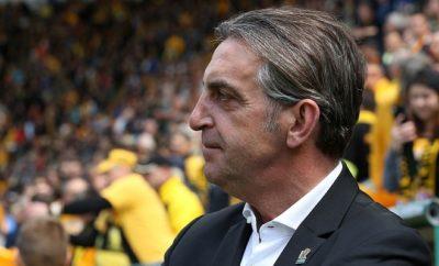 Ralf Minge von Dynamo Dresden.