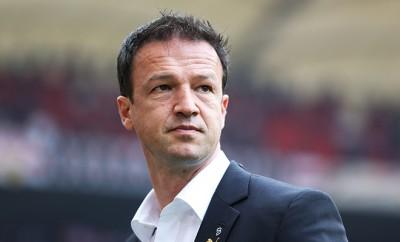 Fredi Bobic und Bruno Hübner wollen künftig bei Eintracht Frankfurt auf die Jugend setzen.