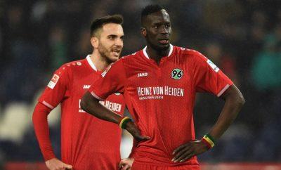 Wechselt Salif Sane von Hannover 96 zum 1. FC Köln?