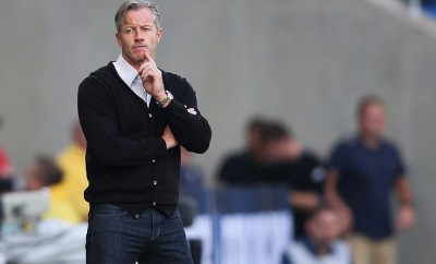 Neu-Trainer Jens Keller will mit Union Berlin in der nächsten Saison hoch hinaus.