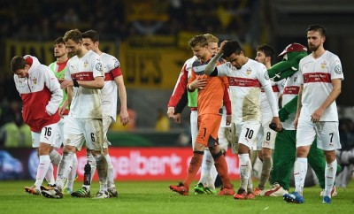 Der VfB Stuttgart war im letzten Jahr die Schießbude der Liga.