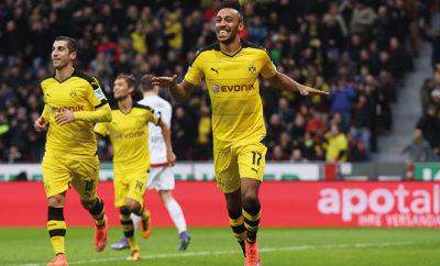 Warum das Machtwort des BVB im Fall von Henrikh Mkhitaryan zu einem Verbleib von Pierre-Emerick Aubameyang bei Borussia Dortmund führen könnte.