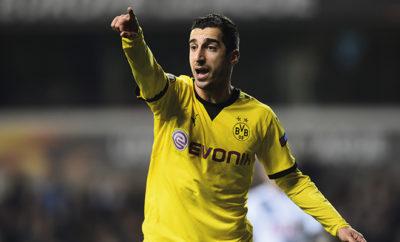 Mino Raiola äußert sich erneut zum BVB und scheint den Abgang von Henrikh Mkhitaryan bei Borussia Dortmund mit allen Mitteln erzwingen zu wollen.