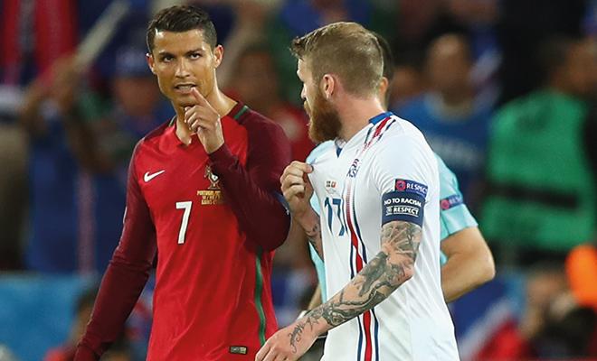 Ronaldo Trikottausch