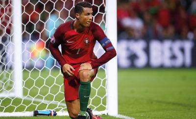 Portugal und Cristiano Ronaldo enttäuschend bei ihrem Auftakts-Spiel bei der EM 2016.