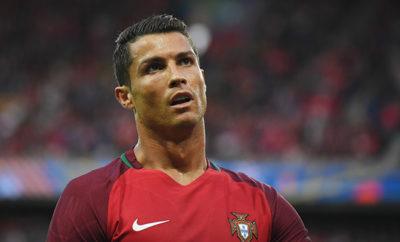 or dem letzen Gruppenspiel Portugals gibt sich Cristiano Ronaldo kämpferisch.