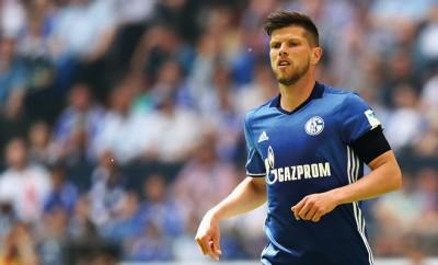 Klaas-Jan Huntelaar vom FC Schalke 04.