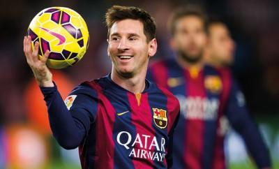 Lionel Messi erlebte gestern bei der Ankunft im Teamhotel eine Schrecksekunde.