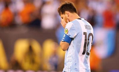 Lionel Messi erntete für seinem Rücktritt aus der argentinischen Nationalmannschaft viel Kritik.