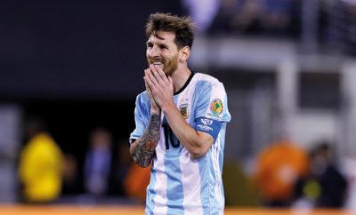 Diego Maradona fordert Argentinier auf, Lionel Messi in Ruhe zu lassen.