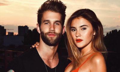 Model und Instagram-Star André Hamann scheint eine Vorliebe für Brünette zu haben. Ist Stefanie Giesinger seine Neue?