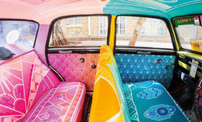 taxi-fabric