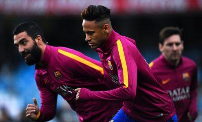 Arda Turan und Neymar werden auch in der nächsten Saison gemeinsam für den FC Barcelona auf dem Platz stehen.
