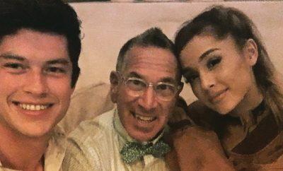 Ariana Grande trifft sich mit ihrem Ex.