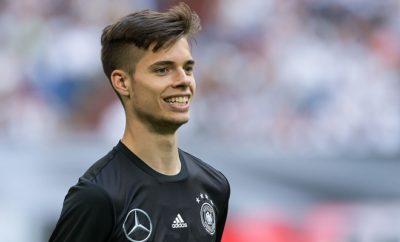 BVB-Shootingstar Julian Weigl hofft auf einen Einsatz im Halbfinale der EM.