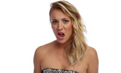 Big Bang Theory: Kaley Cuoco bringt Hater zum Schweigen!