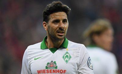 Claudio Pizarro will gemeinsam mit Max Kruse für Furore sorgen.