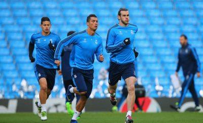 Cristiano Ronaldo und Gareth Bale könnte im Halbfinale aufeinandertreffen.