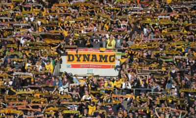 Dynamo Dresden kann sich auch in dieser Saison auf seine Fans verlassen.