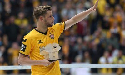 Justin Eilers freut sich auf seine Rückkehr zu Dynamo Dresden.
