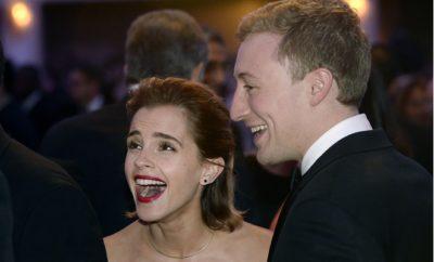 Emma Watson lacht Michael Jackson-Drama weg!