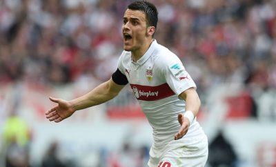 Kann Filip Kostic in den nächsten Tagen endlich vom VfB Stuttgart zum HSV wechseln.