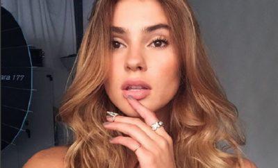 GNTM: Stefanie Giesinger bestätigt Beziehung mit Instagram-Bild!