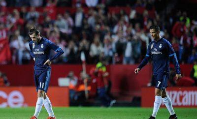 Gareth Bale und Cristiano Ronaldo stehen sich im Halbfinale der EM gegenüber.