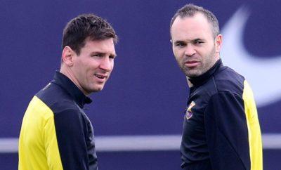 Lionel Messi und Andres Iniesta sollen beim FC Barcelona verlängern.
