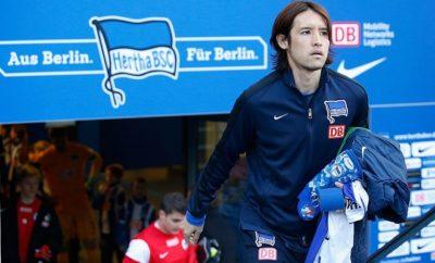 Kommt Hajime Hosogai von Hertha BSC zum VfB Stuttgart?