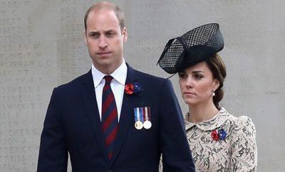 Herzogin Kate Middleton sorgt neben Prinz William für Aufsehen!