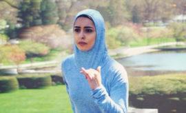 Ein Kleidungshersteller hat es sich zur Aufgabe gemacht, das Workout für jedermann überall möglich zu machen – auch für Frauen, die einen Hidschab tragen.