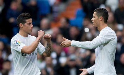 Spielen James Rodriguez und Cristiano Ronaldo auch in der nächsten Saison noch zusammen?
