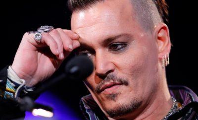Johnny Depp sieht sich im Gefängnis um!