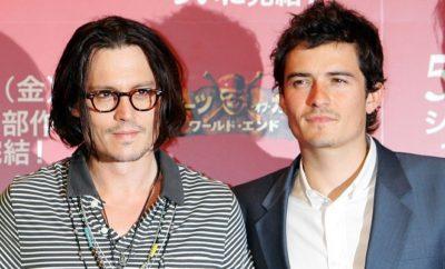 Johnny Depp von Orlando Bloom in der Fluch der Karibik ersetzt?
