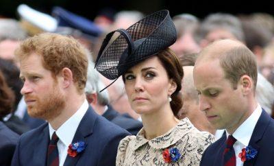 Kate Middleton in Sorge um Prinz Harry?