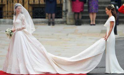 Kate Middleton keine Brautjungfer bei Hochzeit von Pippa?