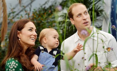 Kate Middleton und Prinz William: Shitstorm wegen Prinz George!