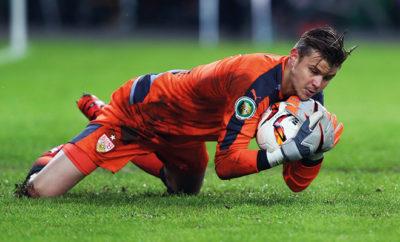 VfB Stuttgart setzt große Hoffnungen auf Mitch Langerak.