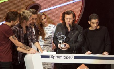 One Direction: Harry Styles enttäuscht Zayn Malik.
