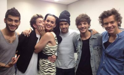 One Direction-Star Niall Horan: Flirt mit Katy Perry sprengt Twitter!