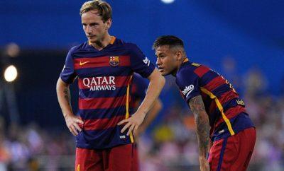 Ivan Rakitic und Neymar werden auch in der nächsten Saison gemeinsam für den FC Barcelona auflaufen.