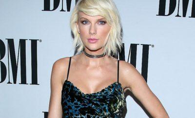 Taylor Swift erfindet den Reptil-Look neu.