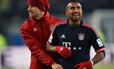 Thomas Müller freut sich auf den neuen BVB und Arturo Vidal will weitere Titel mit dem FC Bayern München.