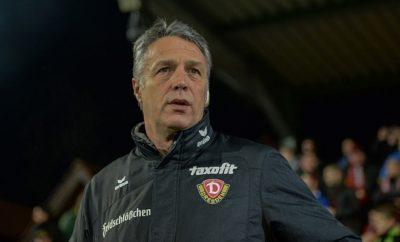 Uwe Neuhaus verfolgt mit Dynamo Dresden einen klaren Plan.
