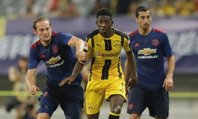 Ousmane Dembélé löst bei Borussia Dortmund eine Welle der Euphorie aus. Ein weiterer Neuzugang überzeugt und könnte für eine Überraschung beim BVB sorgen.