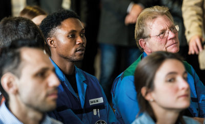 Job-Initiative für Flüchtlinge bei BMW.
