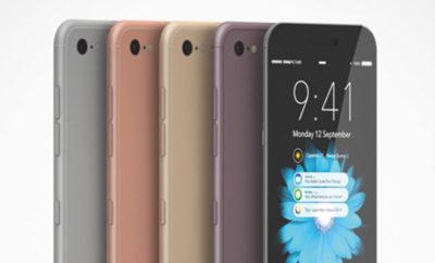 Apple verabschiedet sich vom 16 GB-Modell und bringt das iPhone 7 mit großer Wahrscheinlichkeit mit 32 GB in der kleinsten Ausstattung.